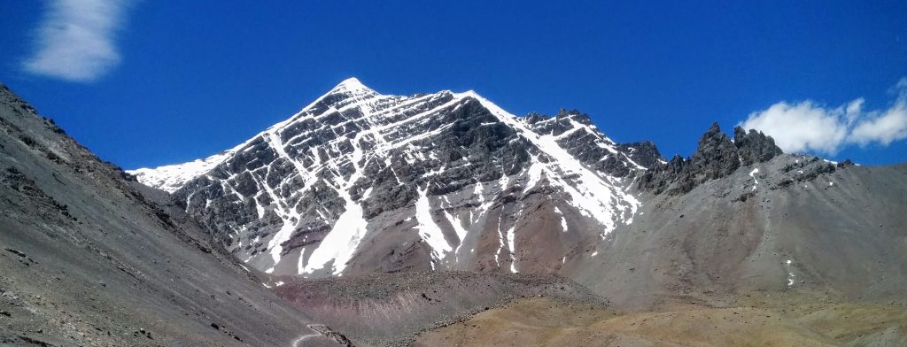 Stok Kangri Basecamp Expedition with YHAI
