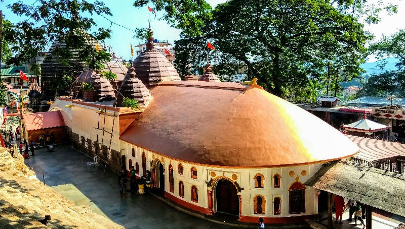 Kamakhya Temple and Nilachal Hills